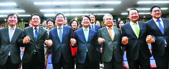 '바른미래당' 오늘 출범… '右클릭' 강화 예상 기사의 사진