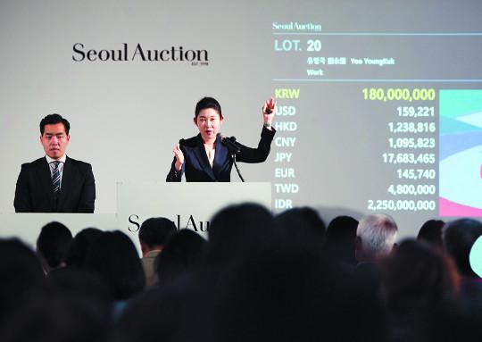 경매에 쏠리는 미술시장… 소수독점 이대론 안된다 기사의 사진
