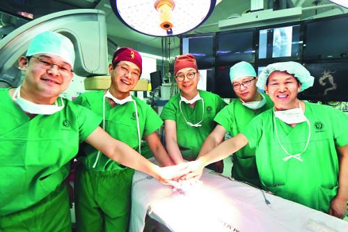 [명의&인의를 찾아서-(146) 강남세브란스병원 대동맥혈관센터] 국내 대동맥 수술 30% 점유 기사의 사진