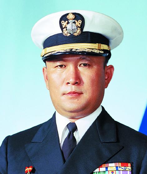 김규섭 전 해군참모총장 별세 기사의 사진