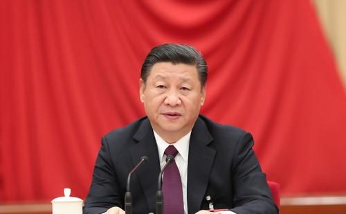 시진핑, 평창 폐회식 불참 확정… 부총리 대신 참석 기사의 사진