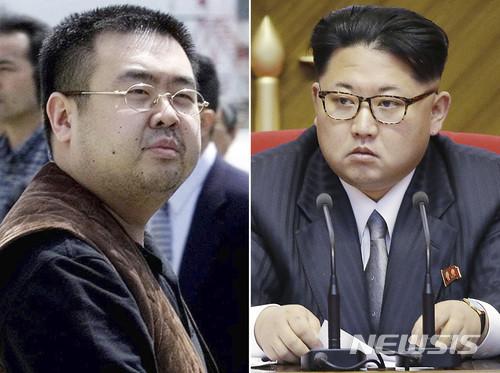 """""""김정남 암살, 저우융캉이 北에 기밀 누설한 탓"""" 기사의 사진"""
