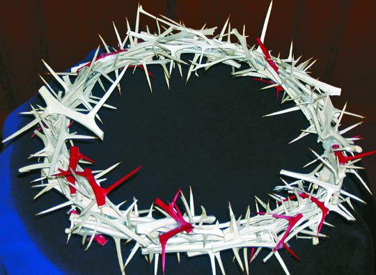 예수님의 고난을 묵상해요… 오늘부터 사순절 기사의 사진