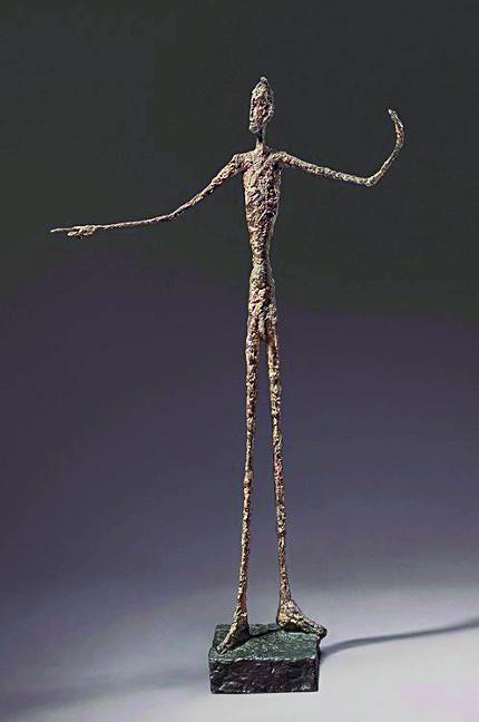 """[나는 누구인가? 자코메티의 예술세계] """"당신은 자신이 가고자 하는 길을 알고 있습니까?"""" 기사의 사진"""