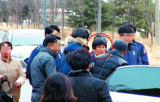 '성범죄' 정명석 만기출소… 신도들 여전히 '숭배' 기사의 사진