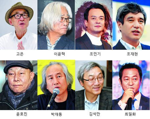 """'미투' 한달… 가해자 공통점은 """"왕성히 활동하는 현역"""" 기사의 사진"""