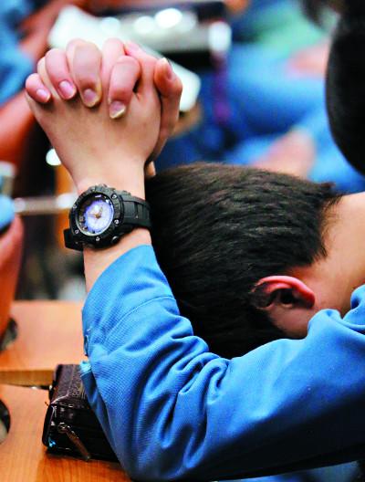 """""""예수는 죄인의 친구 돼 주셨다… 기도·사랑으로 보듬을 이웃"""" 기사의 사진"""