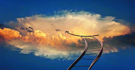 """""""추락해본 사람만이 위로 올라갈 수 있다"""" 더 먼 여정, 인생 후반부를 위하여 기사의 사진"""