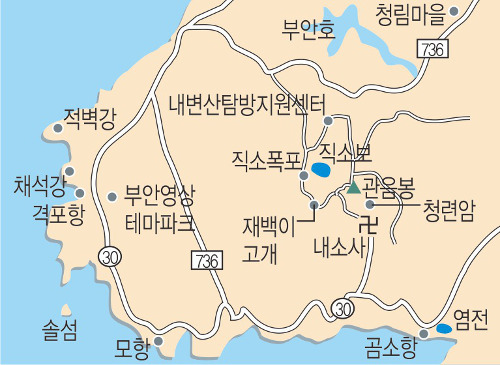 春風에 하늘하늘∼'변산아씨'의 화사한 무도회 기사의 사진