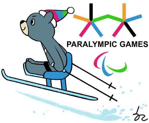 [한마당-김준동] 패럴림픽 기사의 사진