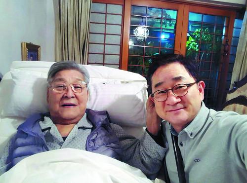 [역경의 열매] 이홍렬 <10> 따뜻한 신앙 선배였던 구봉서 선생님, 그립습니다 기사의 사진