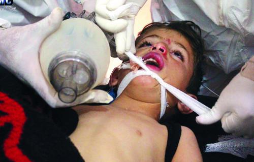 '고통의 땅' 시리아 위해 기도해주세요 기사의 사진