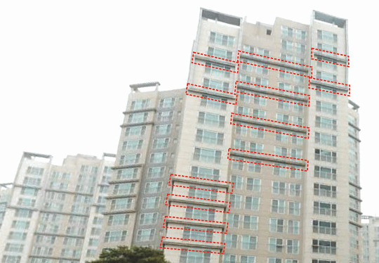 아파트 외장마감재에 아직도 스티로폼 사용… '火' 부른다 기사의 사진