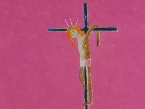 [미술산책] 십자가 처형 기사의 사진