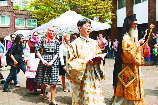정교회 부활절 다른 교파와 다른 이유는? 기사의 사진