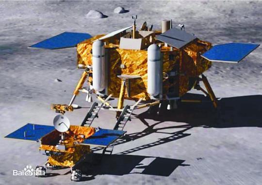 달에서 '마션' 실험 추진… 中, 거침없는 우주굴기 기사의 사진