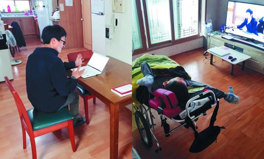 """장애인시설 떠나는 장애인들… """"아침은 시리얼 먹고 싶었어요"""" 기사의 사진"""