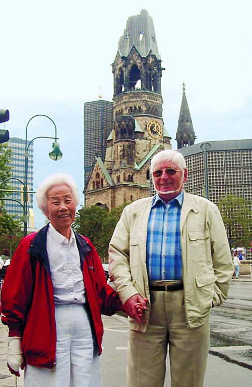 [역경의 열매] 이말테 <6> 독일 온 장모님, 교회 성찬식 때 해프닝 기사의 사진