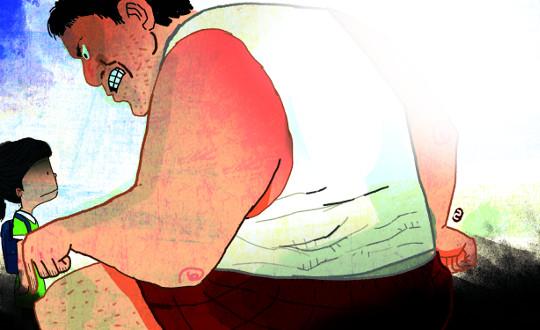 [훈육과 학대의 갈림길] 몸에 난 상처보다… 어릴 적 정서적 학대가 더 무섭다 기사의 사진
