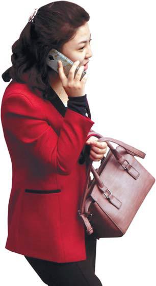 [And 트렌드] 옥류관 평양냉면요? '지능형 손전화'로 주문 클릭합네다 기사의 사진