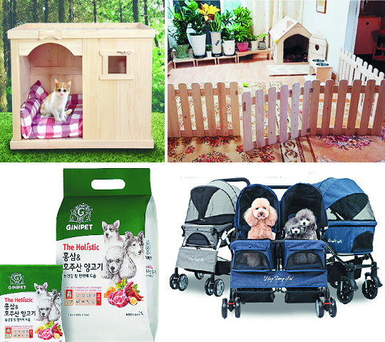 "[And 라이프] '가정의달'에 급증한 반려용품 매출… ""반려동물은 가족"" 기사의 사진"
