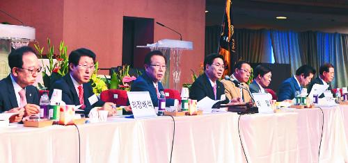 여의도순복음, 한국교회 통합촉구안 통과 기사의 사진