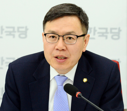 '인천·부천 비하' 정태옥 한국당 대변인 사퇴 기사의 사진