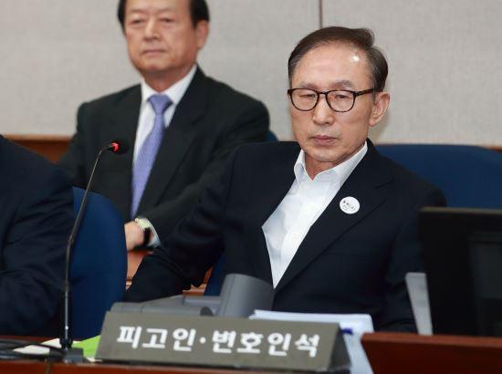 MB, 옥중 투표- 박근혜는 기권 기사의 사진