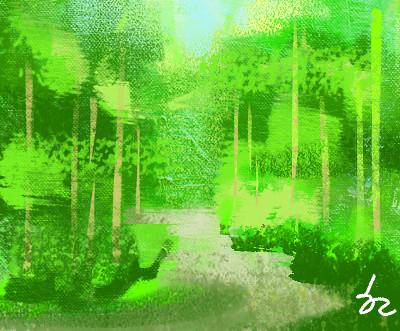 [한마당-이흥우] 숲이 열린 날 기사의 사진