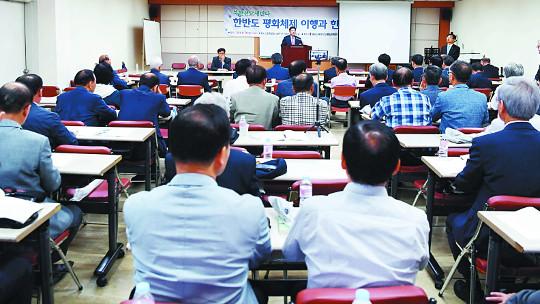 """""""한국교회 즉각 북한에 들어가 교회 짓는 일을 함께해야"""" 기사의 사진"""