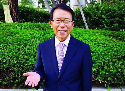"""김현배 베를린비전교회 목사 """"한반도 통일은 세계인의 축제 될 것"""" 기사의 사진"""