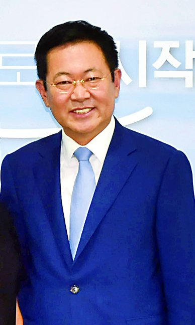 유엔과 재해경감 논의한 인천시 기사의 사진