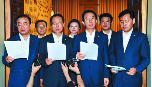 야당이 법사위원장 맡는 대신 '상원' 법사위 권한 제한 가닥 기사의 사진