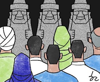 [한마당-전정희] 이슬람 난민… 경험자의 우려 기사의 사진