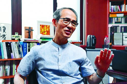 [저자와의 만남-김기석 청파교회 목사] 세상을 영적으로 분별하는 단어들과 친해져라 기사의 사진