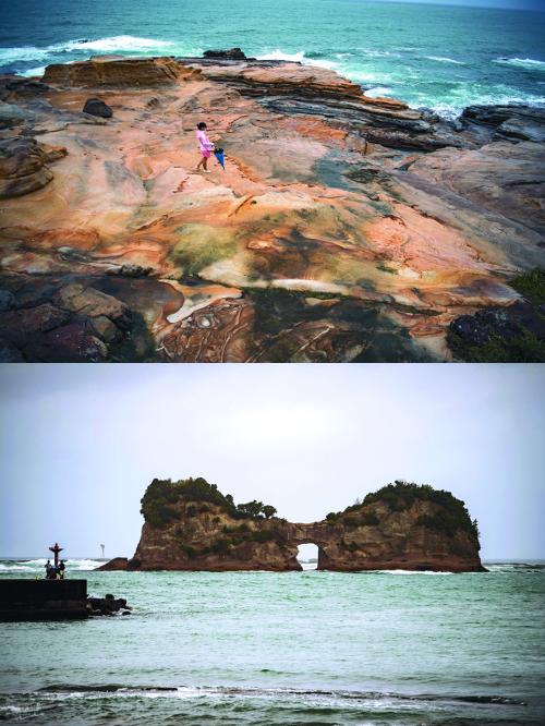 웅장한 폭포·기묘한 바위… 시름을 날린다 기사의 사진