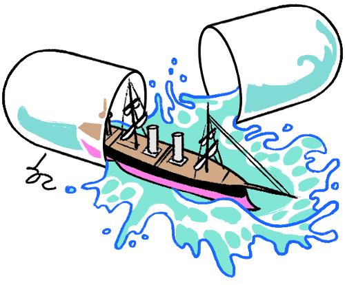 [한마당-김영석] 슬픈 수중 타임캡슐 기사의 사진