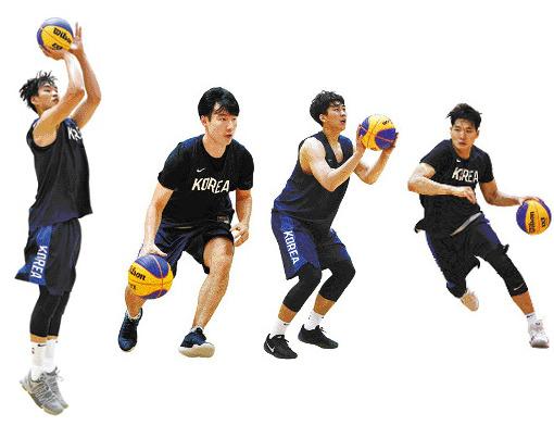 [And 스포츠] 亞게임 첫 정식종목 '金 바스켓' 노린다 기사의 사진