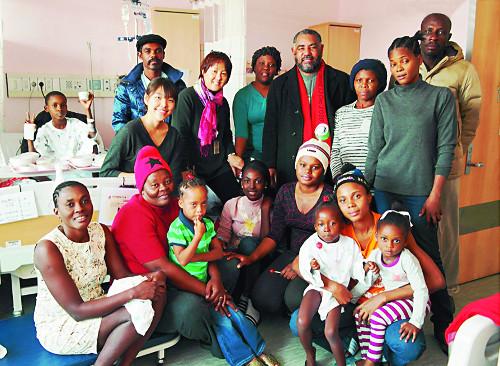 [우먼 칸타타] 살인·마약 들끓던 아이티 뒷골목, 그곳에서 주님 만났죠 기사의 사진