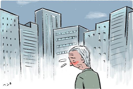 [창-박세환] 노인과 어르신 기사의 사진