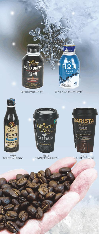 [And 컨슈머리포트-콜드브루 캔커피] 찬물에 우려낸 커피… '5맛+균형'의 승자는 칸타타 기사의 사진