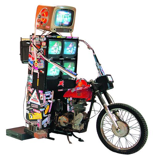[미술산책] 달리는 기계인간 기사의 사진