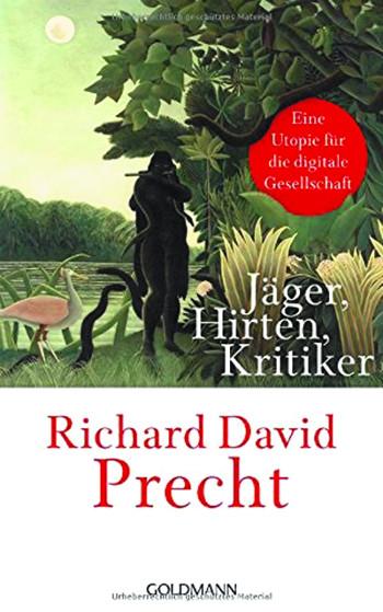 [지구촌 베스트셀러] 리하르트 다비트 프레히트의 '사냥꾼, 목자, 비평가' 기사의 사진