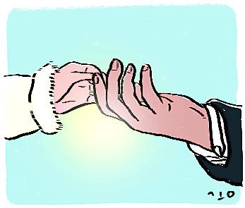 [살며 사랑하며-김태용] 사랑하는 손 기사의 사진