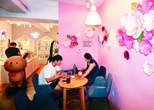 '문구점 같은 카페' 복음의 문화공간으로 활짝 기사의 사진