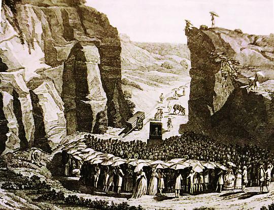 [위그노 신앙 계승자와 그들의 발자취] 위그노의 후예들 고난의 '사막 집회' 450년을 잇다 기사의 사진