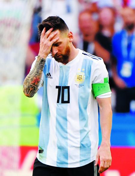 뭣이! FIFA 올해의 선수 최종 후보에 메시가 빠졌다고? 기사의 사진