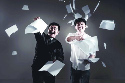연극 '카라마조프 인셉션', 26∼30일 대학로 선돌극장 기사의 사진