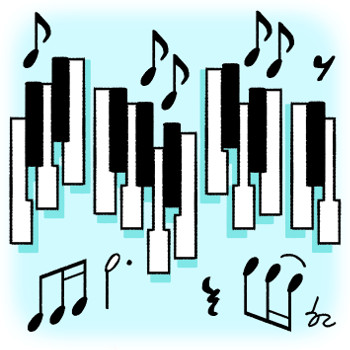 [겨자씨] 피아노가 소음이 될 때 기사의 사진