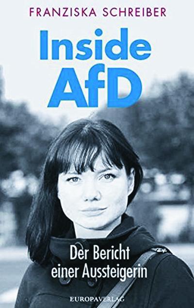 [지구촌 베스트셀러] 프란치스카 슈라이버 '인사이드 AfD' 기사의 사진
